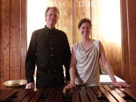 Bild: Orgel und Marimba - Röhrenklang