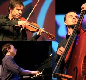 Bild: Grünstadter Sternstunden: Trio Bravo+ - Open Air im Weingut - Kompositionen zwischen Filmmusik, Tradition und Moderne
