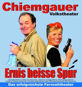 Bild: Chiemgauer Volkstheater – Ernis heisse Spur