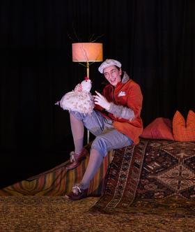 Bild: Die Geschichte vom Fuchs - Theater Feuer & Flamme
