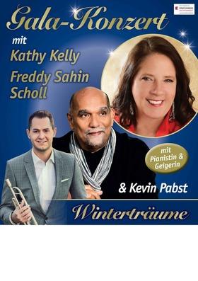 Bild: Winterträume - Kathy Kelly, Freddy Sahin-Scholl & Kevin Pabst