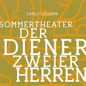 Bild: Der Diener zweier Herren - Sommertheater - Theater Ansbach