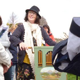 Bild: Mit der Drehorgelfrau durch Konstanz - klangvolle Stadtführung