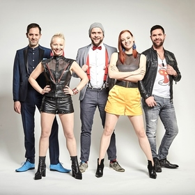 Bild: ONAIR - Vocal Legends - A Cappella Pop Show