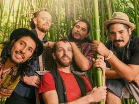 Bild: LA FLECHA NEGRA - Latin-groove-Band & Tanzparty & Feuershow