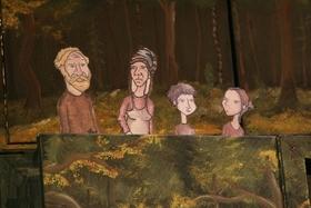 Bild: Hänsel und Gretel - Wicht-Theater