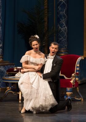 Bild: Ein Walzertraum - Operette in 3 Akten von Oscar Straus