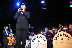 Bild: Roger Pabst sings Frank Sinatra