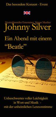 Bild: Ein Abend mit einem Beatle