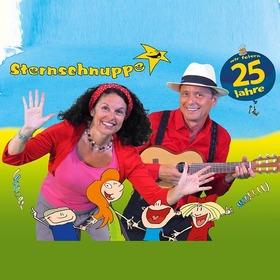 Bild: Sternschnuppe Jubiläums-Wunsch-Konzert 25 Jahre - Kinderlieder! Singen-Tanzen-Feiern mit Sternschnuppe