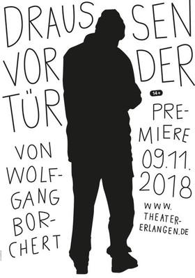 Bild: DRAUSSEN VOR DER TÜR - Heimkehrdrama von Wolfgang Borchert