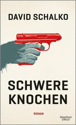 """Bild: David Schalko """"Schwere Knochen"""" - mit Hannes Ringlstetter"""
