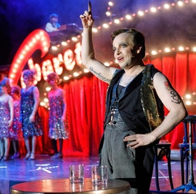 Bild: Cabaret - Hessisches Landestheater Marburg
