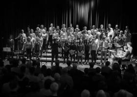 Bild: Südufer-Chor: Unmögliche Liebe - Lauter leise Lesekonzerte: Gesänge