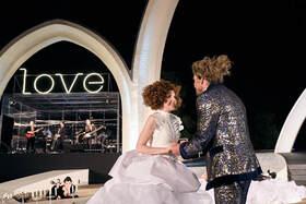 Bild: Leonce und Lena - Hessisches Landestheater Marburg