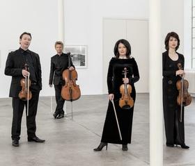 Bild: Grünstadter Sternstunden - Minguet Quartett - Werke von Beethoven, Hindemith, Rihm und Debussy