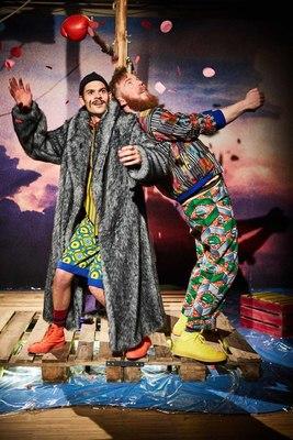 Bild: Maunz' und Wuffs guter Tag - Theater Paderborn