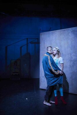 Bild: Leonce und Lena - von Georg Büchner - Premiere