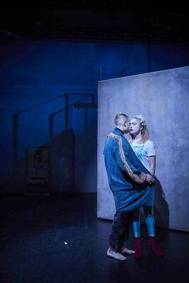 Bild: Leonce und Lena - Theater Paderborn