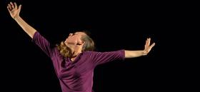 Bild: N.N.5 - Improvisation - Performance mit Tanz und Stimme von Silke Pfaff