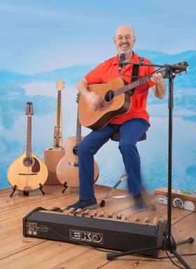 Bild: Folk music mit Tony Ireland - Scottish, Irish & contemporary folk