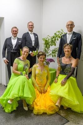 Bild: Jubiläums-Gala - 40 Jahre Tanzsportabteilung der Turngemeinde Biberach 1847 e.V.