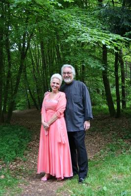 Bild: Daniela Schick und Heribert Molitor - Die Frau im Schatten