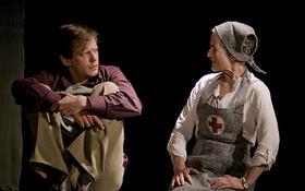 Moshes zweites Leben - Ein Theaterstück über den Todesmarsch jüdischer Häftlinge