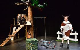 Bild: Mama Muh und die Krähe - Westfälisches Landestheater
