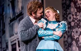 Bild: Die lustige Witwe - Nordharzer Städtebundtheater