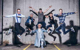 Bild: Breakin'Mozart - Klassik meets Breakdance