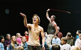Bild: Um Himmels Willen, Ikarus - Theater Marabu