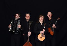 Bild: Weltmusik aus Russland mit Exprompt - Virtuose Klangkunst aus Russland