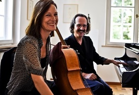 "Bild: Anja Lechner & François Couturier: ""Moderato cantabile"""