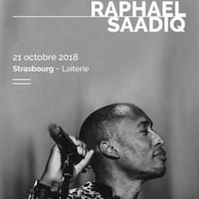 Bild: Raphael Saadiq + Guest  - présentés par Artefact Prl en accord avec Live Nation
