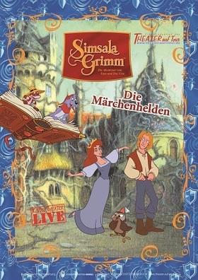 Bild: Simsala Grimm -Die Märchenhelden- - Die Abentuer von Yoyo und Doc Croc