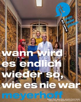 Bild: Wann wird es endlich wieder so, wie es nie war - Junges Theater Göttingen