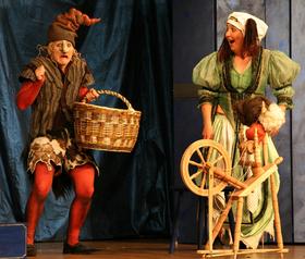 Bild: Rumpelstilzchen - Kindertheater mit dem theater mimikri