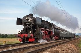 Bild: Bahnhofsfest Eppstein Dampfsonderzug