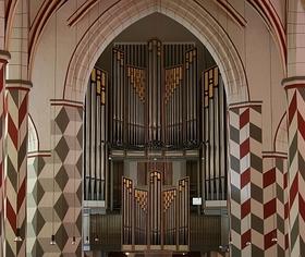 Bild: Bach: Orgelmesse