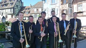 Bild: Blech für einen guten Zweck - Konzert der etwas anderen Art mit Trompeten und Posaunen