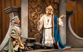Bild: Der Brandner Kaspar und das ewig' Leben - Lindauer Marionettenoper