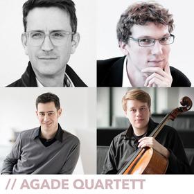 Bild: AGADE QUARTETT - Kammerkonzert