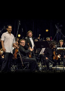 Bild: Russische Kammerphilharmonie St. Petersburg - Rothenburger Märchenzauber in Zusammenarbeit mit dem RTS Rothenburg