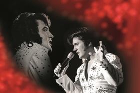 Bild: Elvis` Favorite Gospel Songs - Grahame Patrick und The Stamps Quartet