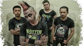Bild: PRISON OF BLUES (IDA) Psychobilly Splatter Band from Indonesia - PRISON OF BLUES (INDONESIA/Temanggung)