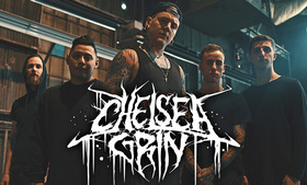 CHELSEA GRIN - The Eternal Nightmare Tour 2018 - Special Guests: OCEANO, KUBLAI KHAN, ENTERPRISE EARTH
