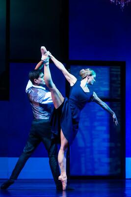 Bild: Drei Farben - Landestheater Coburg