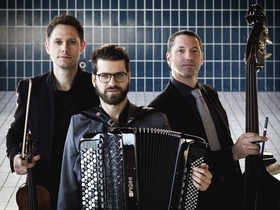 Bild: folksmilch - austrian.acoustic.trio