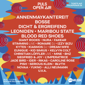 Bild: PULS Open Air 2019 - Campingticket